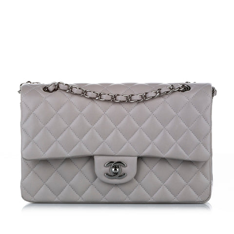 Data Center Wallet on Chain WOC Quilted Lambskin Leather SHW