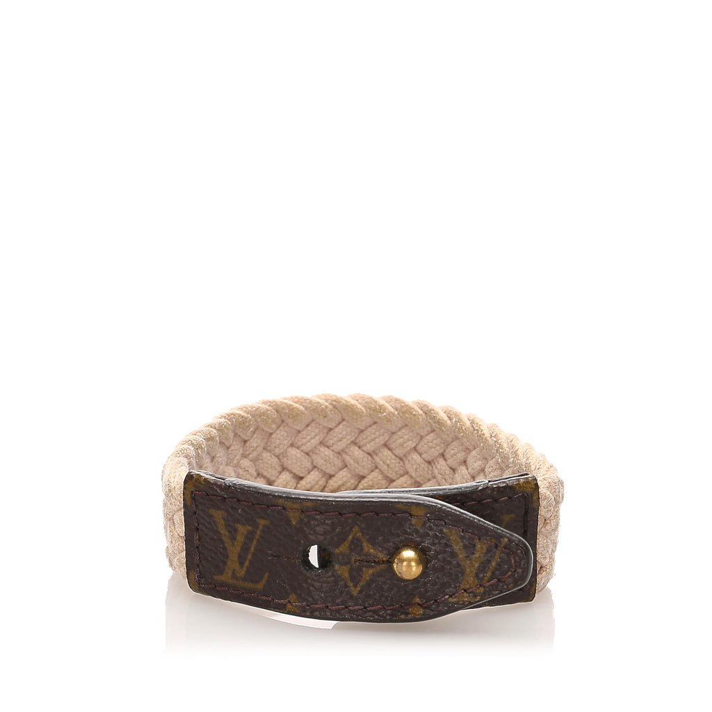 Monogram Bracelet Brown - Bag Religion
