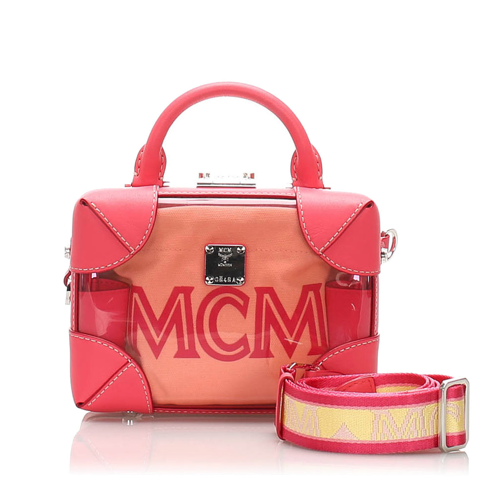 Vinyl Satchel Red - Bag Religion