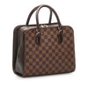 Damier Ebene Triana Brown GHW