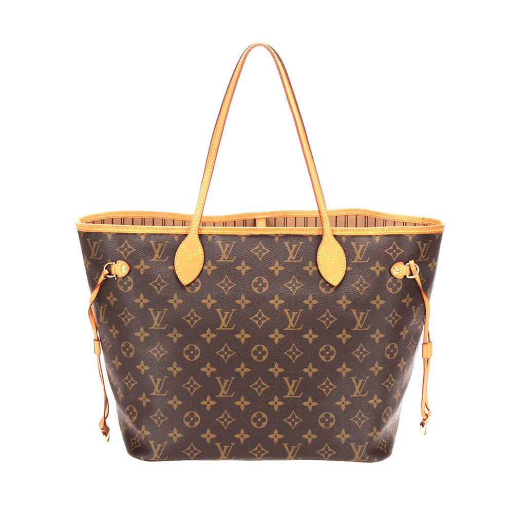 Monogram Neverfull MM Brown - Bag Religion