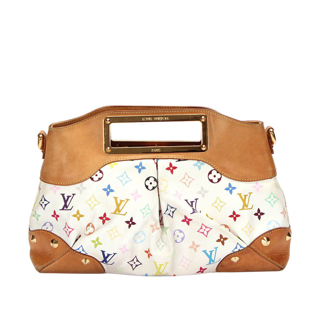 Monogram Multicolore Judy MM White - Bag Religion