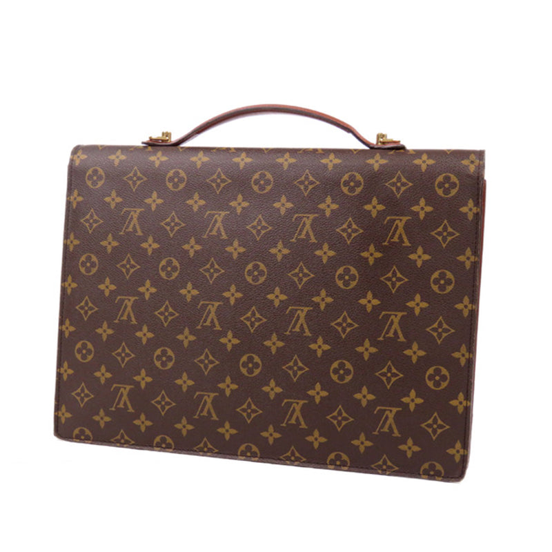 Monogram Porte Documents Bandouliere