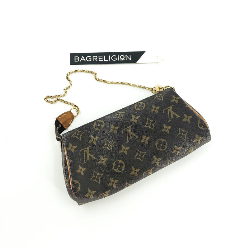 Eva Monogram Clutch - Bag Religion