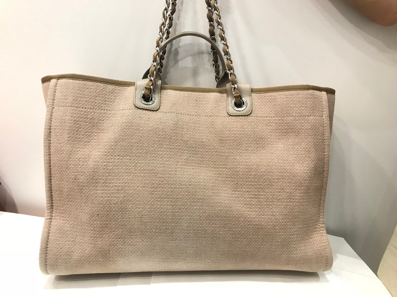 Deauville Tote with Silver Chain Cruise 2016 - Bag Religion
