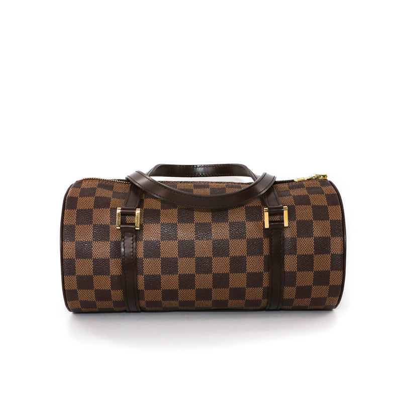 Papillon 30 Damier Ebene - Bag Religion