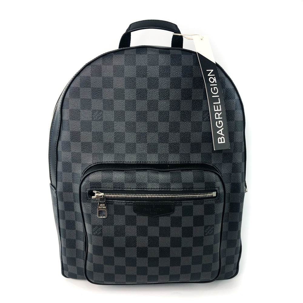 Josh Damier Graphite Backpack - Bag Religion