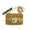 Limited Edition Dubai Collection Pearl Flap Bag - Bag Religion