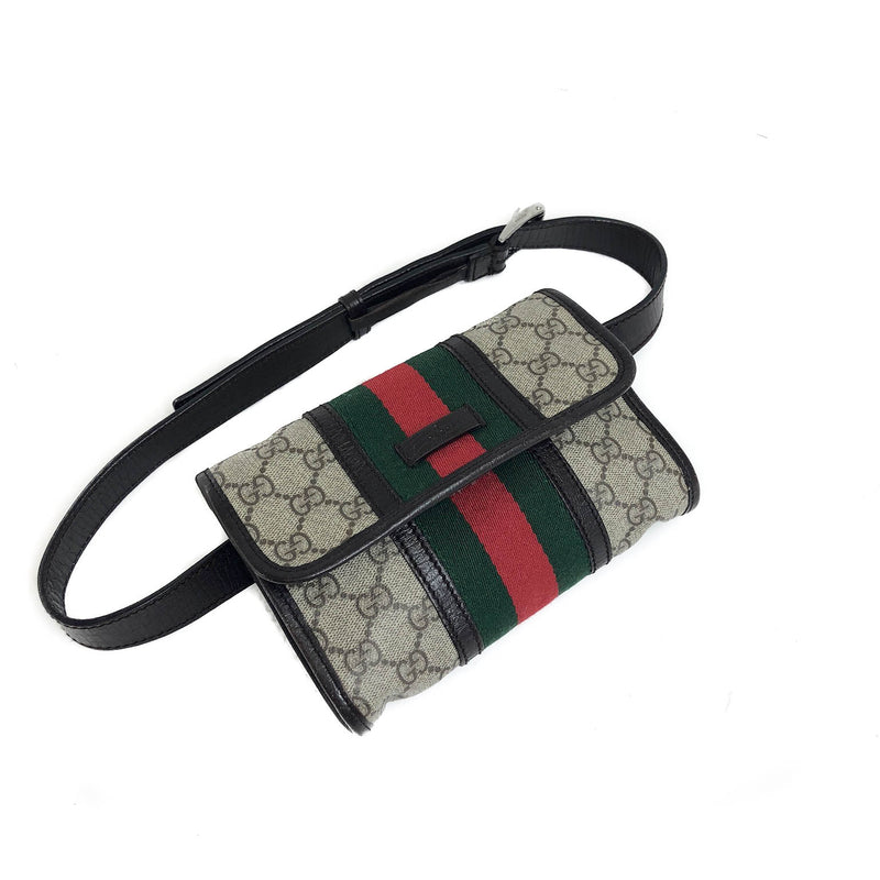 Monogram Belt Bag - Bag Religion
