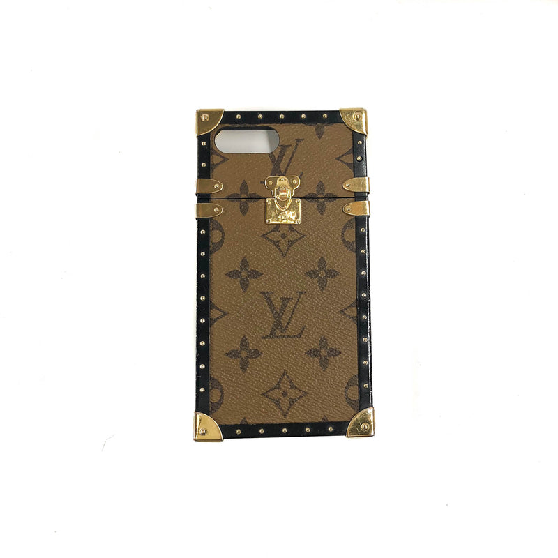 Monogram Phone Case for IPhone 7 Plus - Bag Religion