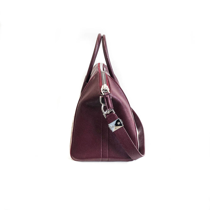 Antigona Medium in Oxblood - Bag Religion
