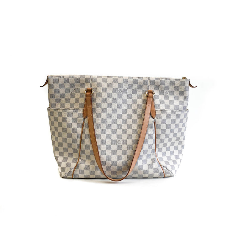 Totally MM Damier Azur - Bag Religion