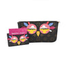 Monogram Card Holder in Lovely Birds Design - Bag Religion