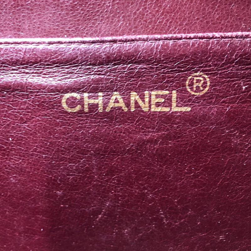 Vintage Jumbo XL Flap Lambskin Leather with GHW - Bag Religion