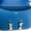 Constance 18 in Bleu Zanzibar Evercolor Leather - Bag Religion