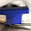 Electric Blue Patent Bright Brit Clutch - Bag Religion