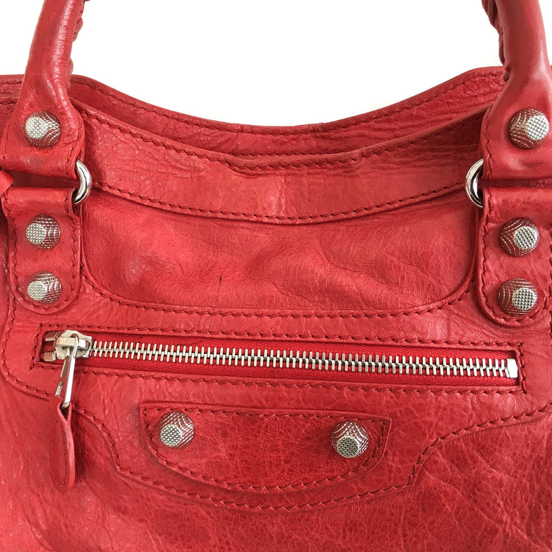 Classic City Leather Tote - Bag Religion