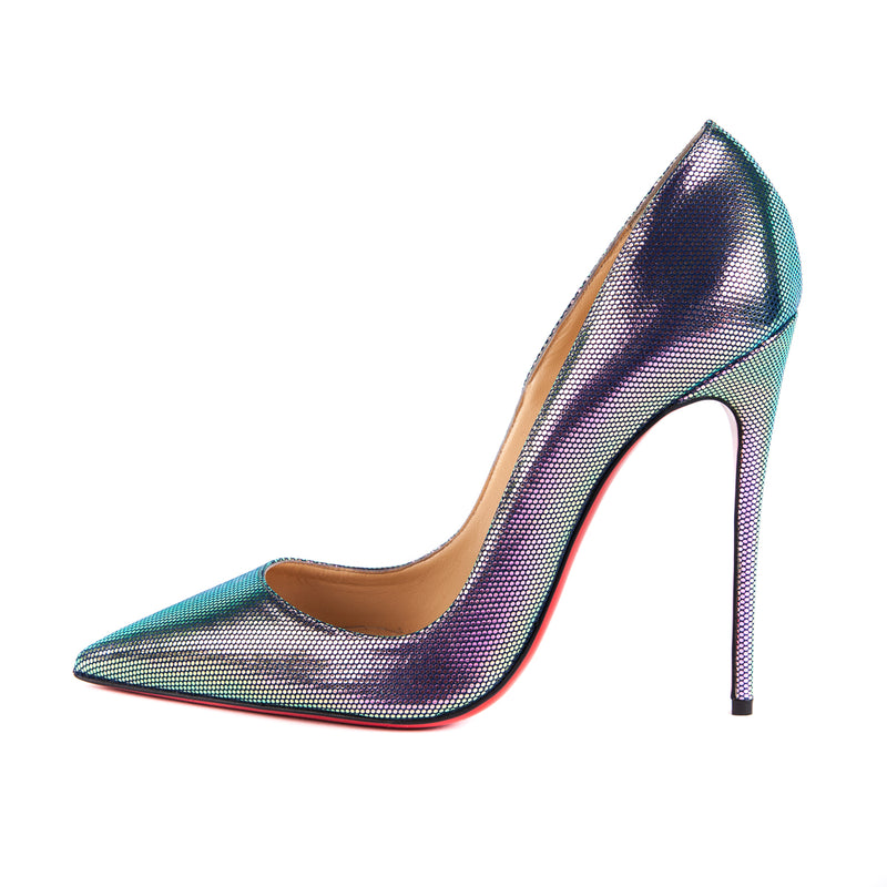 So Kate Pumps in Scarabe Digitale 120 mm - Bag Religion