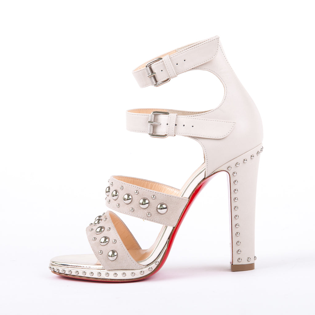 DecoDame Heels Beige - Bag Religion