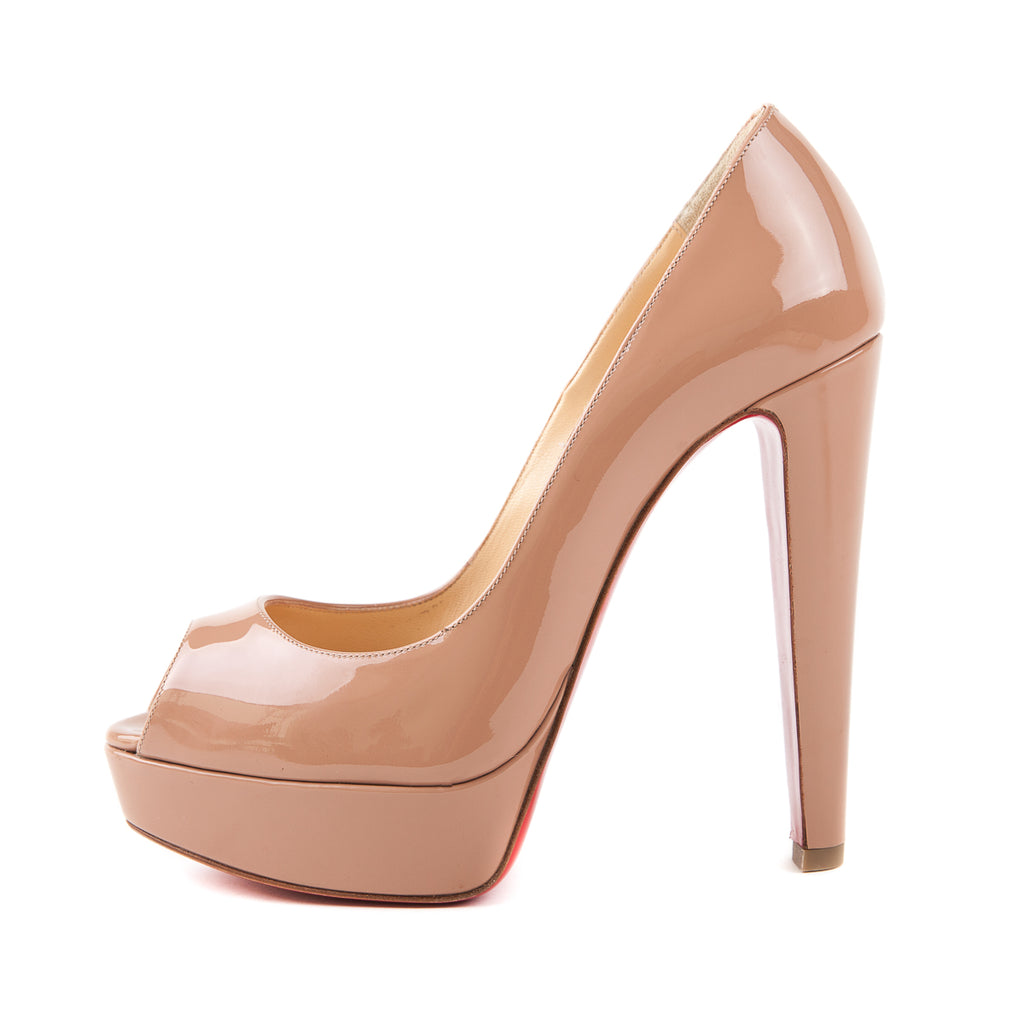 Altanana Peep Toe Pumps - Bag Religion