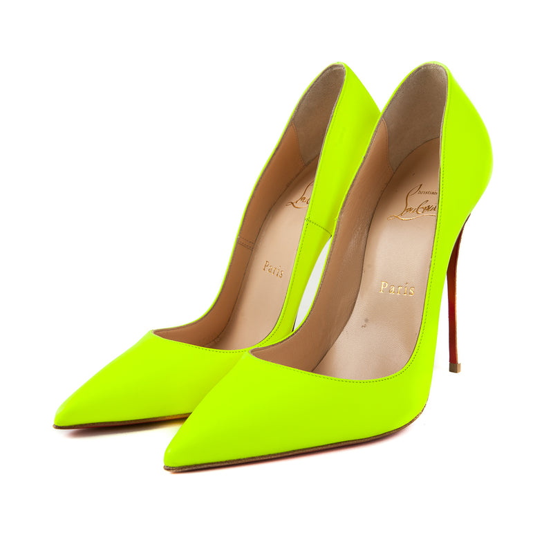 So Kate in Fluorescent Yellow - Bag Religion