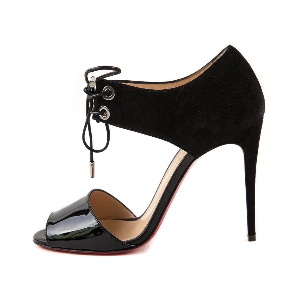 Mayerling 100 Sandal in Black - Bag Religion