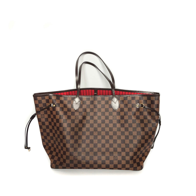 Neverfull GM Damier Ebene - Bag Religion