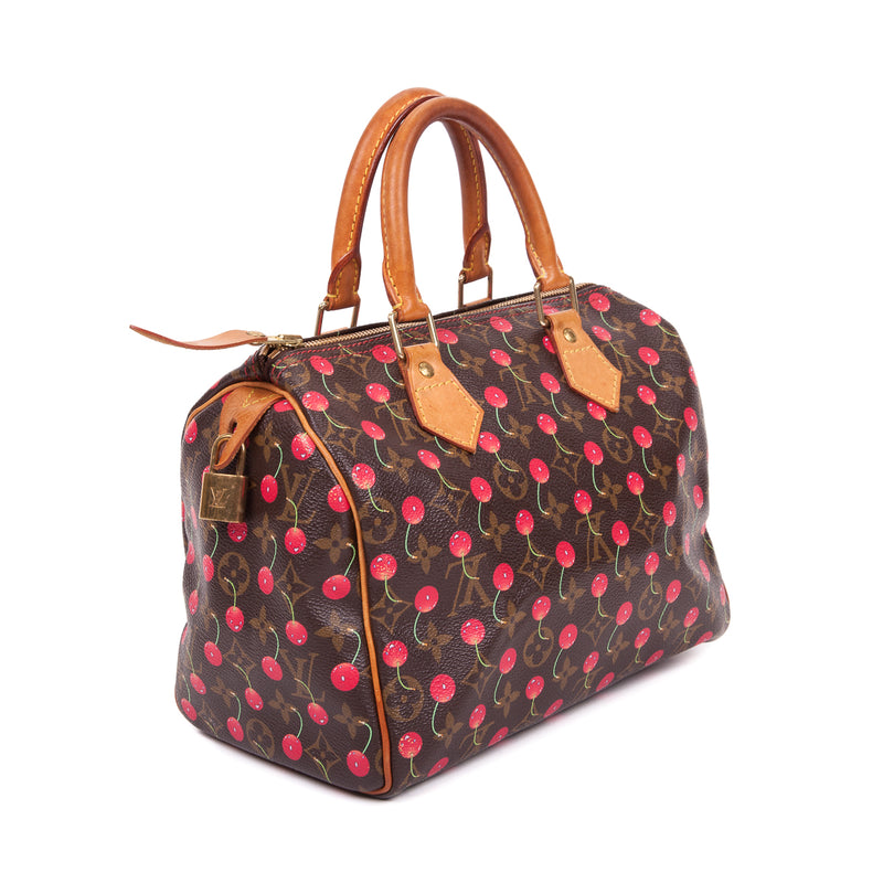 Limited Edition Cerise Speedy 25 Bag - Bag Religion