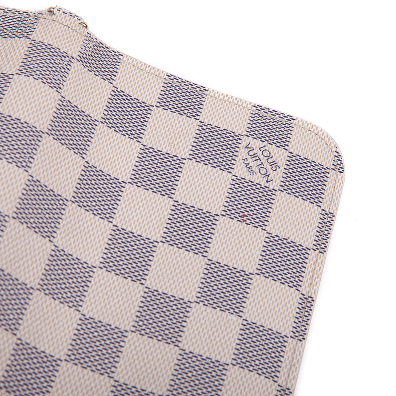 Insolite wallet in Damier Azur with GHW - Bag Religion