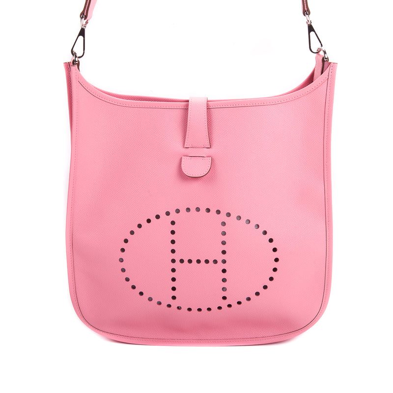 Evelyne PM Rose Confetti Pink Shoulder Bag - Bag Religion