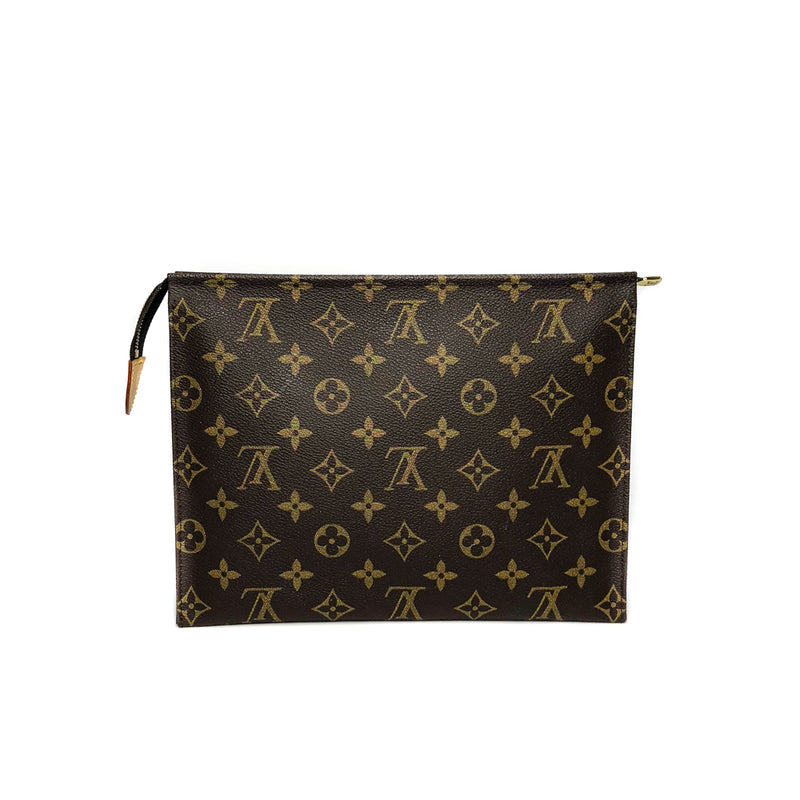 Monogram Toiletry Pouch 26 - Bag Religion
