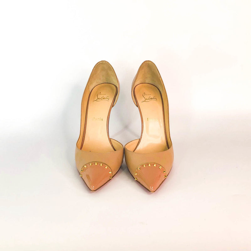Culturella Nude Pump 100mm - Bag Religion