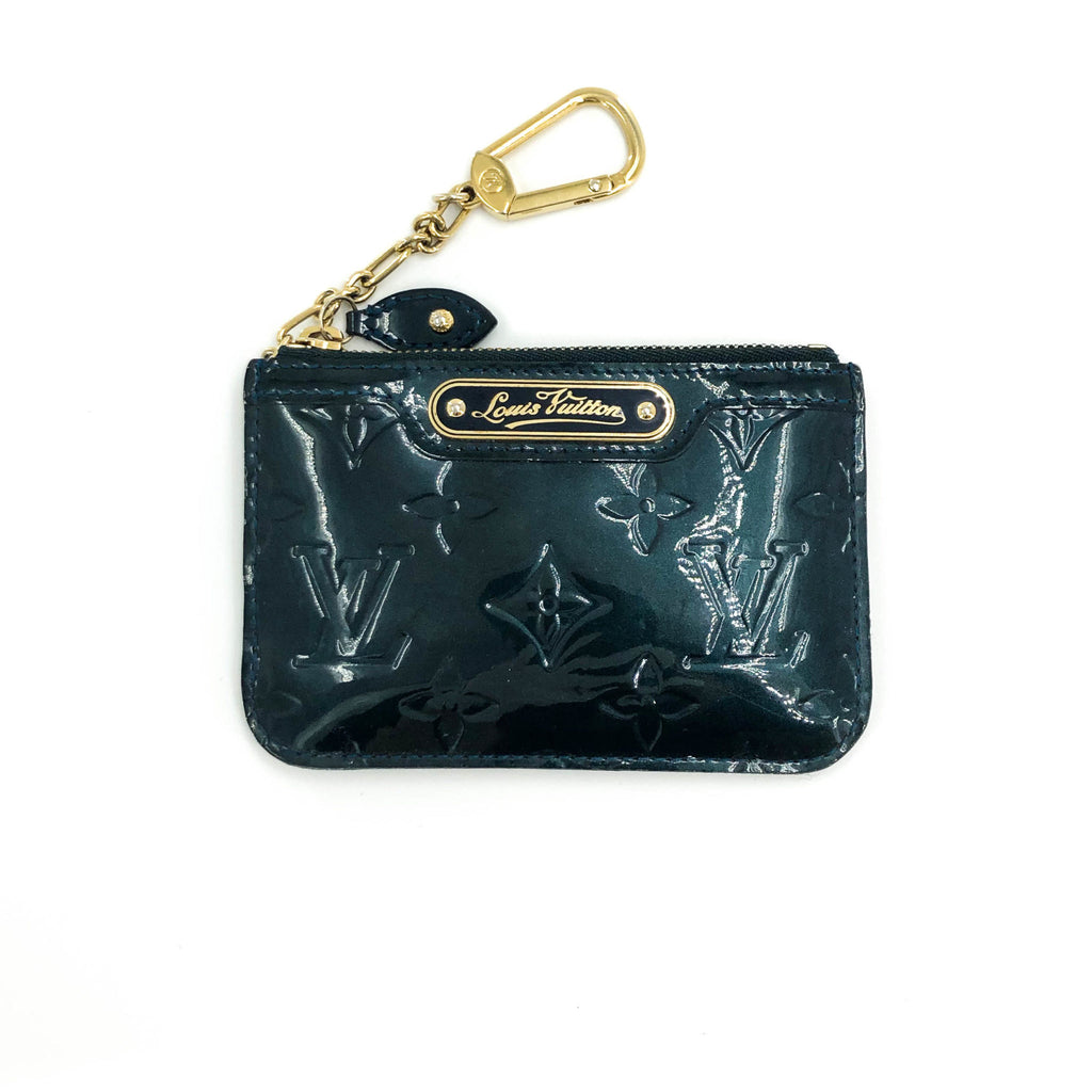 Patent Card Holder Coin Pouch Key Ring - Bag Religion