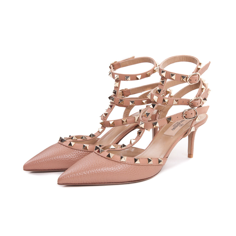 Classic Rockstuds in 65mm Dusky Pink - Bag Religion
