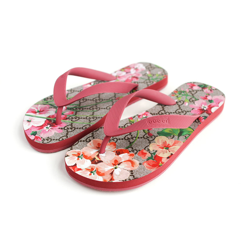 GG Blooms Flip Flops - Bag Religion