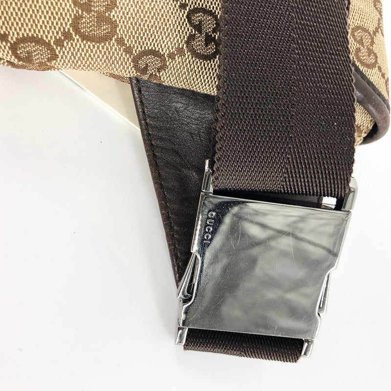 Monogram GG Belt Bag/Waist Pouch - Bag Religion