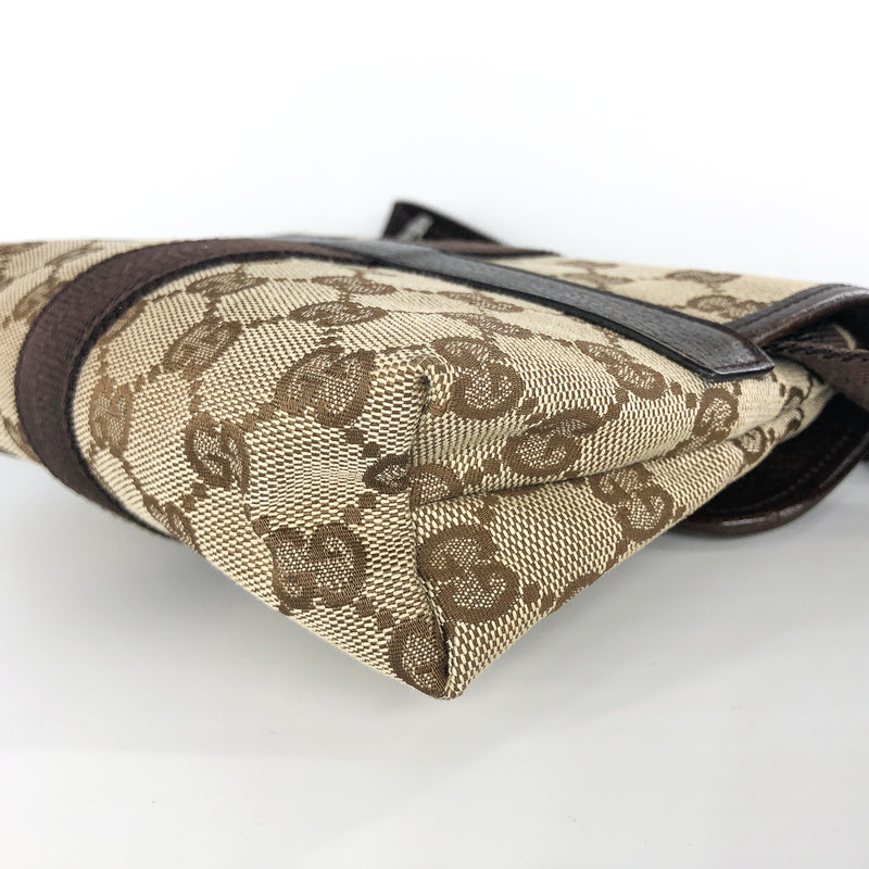 Classic GG Monogram Waist Bag with Front Buckle - Bag Religion