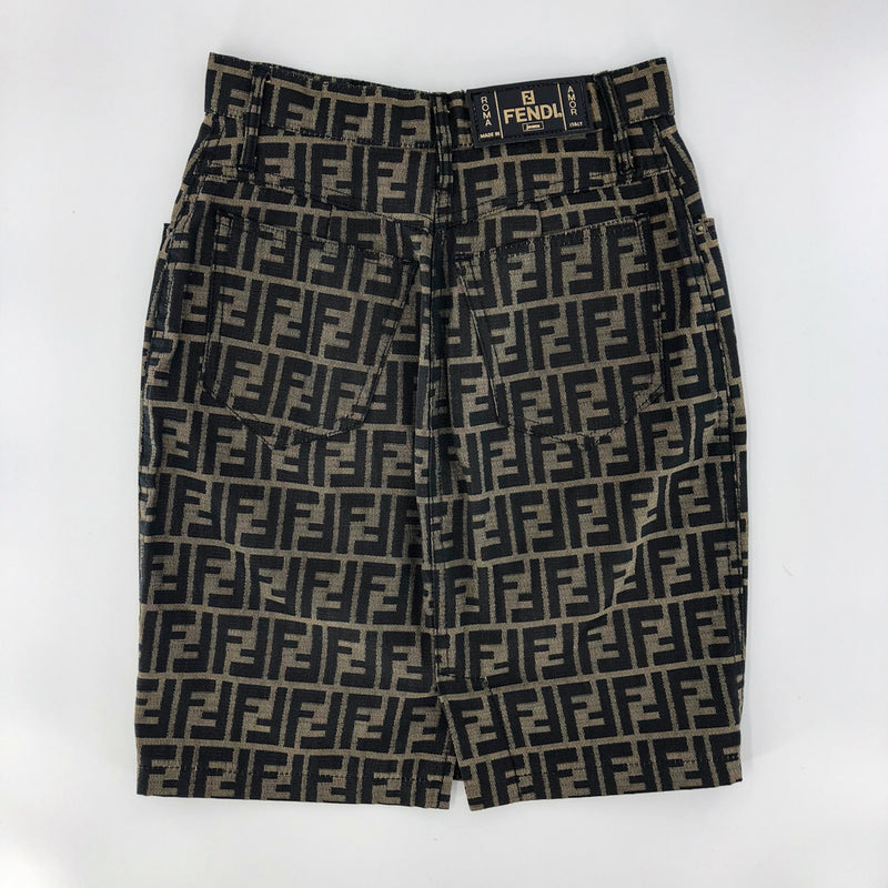 Vintage Monogram Skirt - Bag Religion