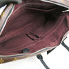 Porte-Documents Voyage Monogram Leather Laptop bag