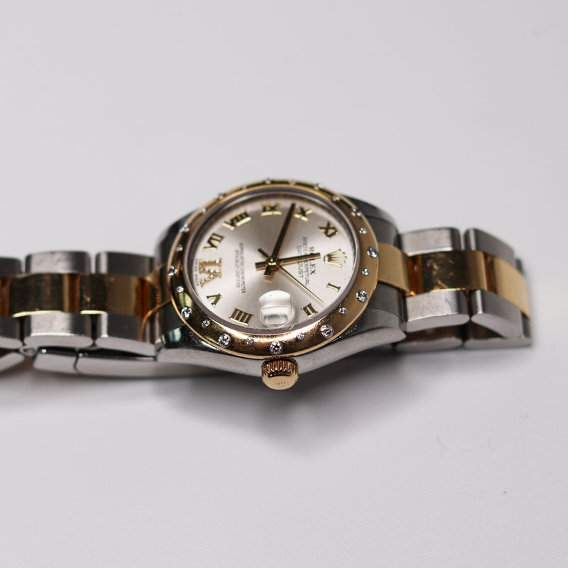 Oyster Perpetual 31mm Datejust watch - Bag Religion