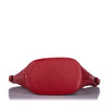 GG Marmont Bucket Bag Red