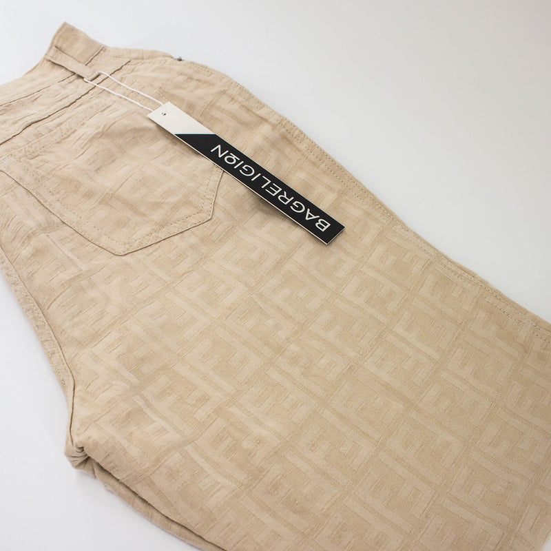 Vintage 90s Monogram Pants - Bag Religion