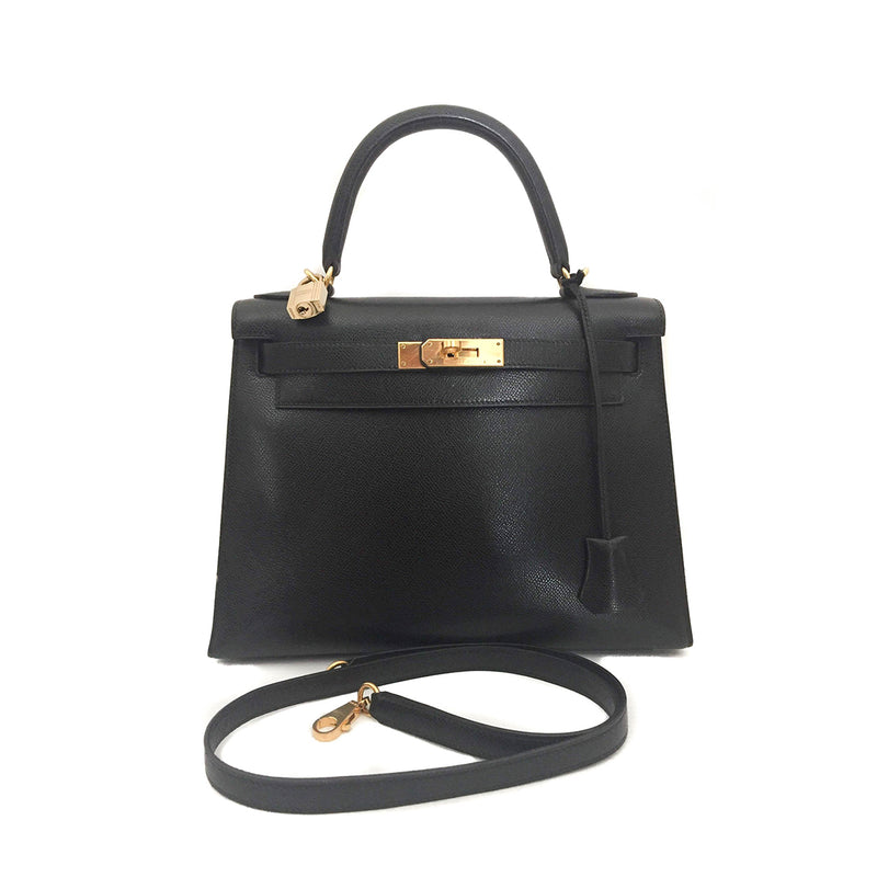 Kelly 28 in Epsom Leather - Bag Religion