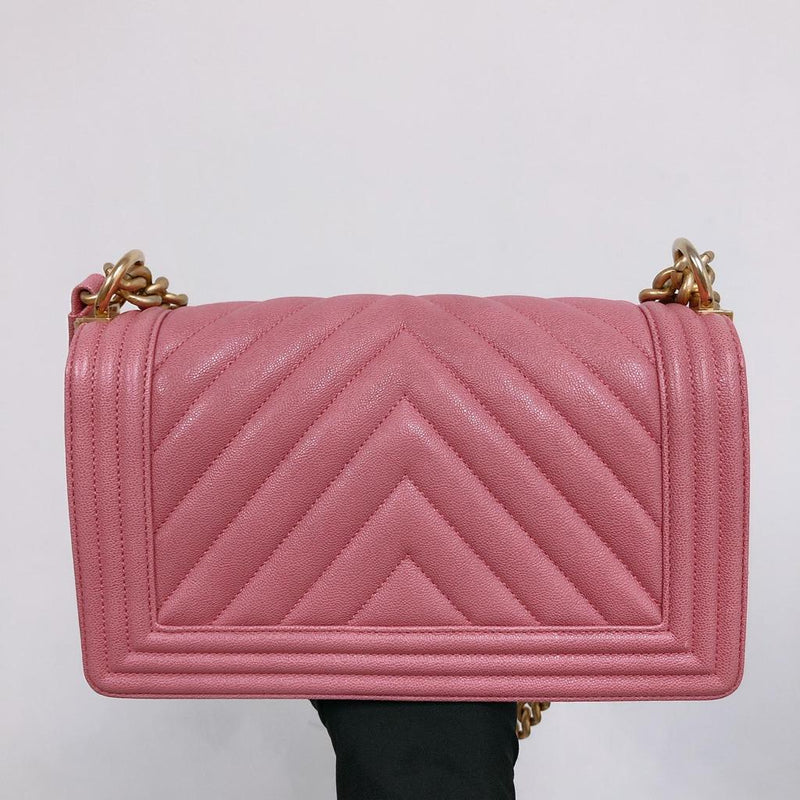 Old Medium Boy Bag Pink