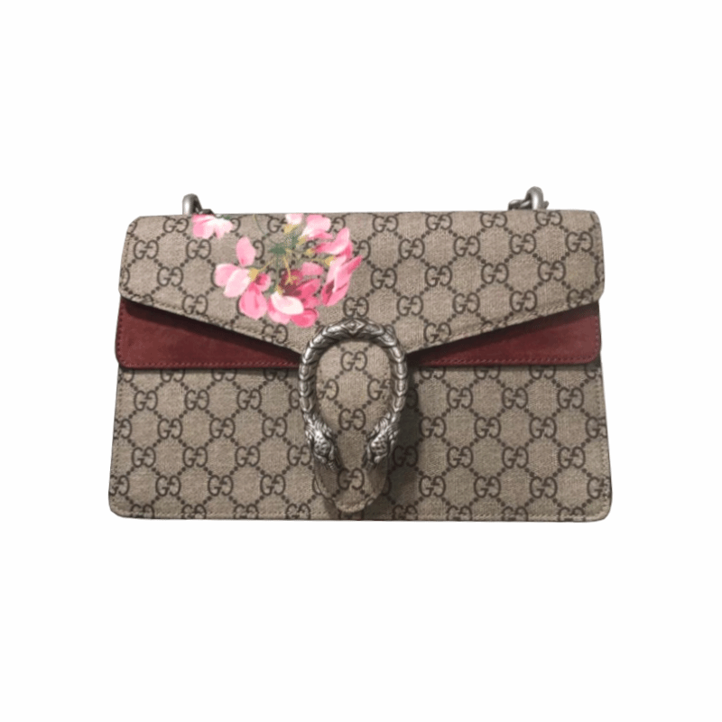 Dionysus Small GG Blooms Shoulder Bag - Bag Religion
