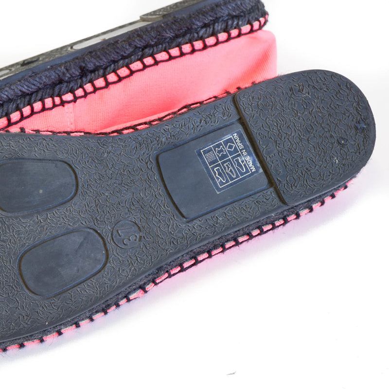 Neon Espadrilles with Kenzo Branding - Bag Religion