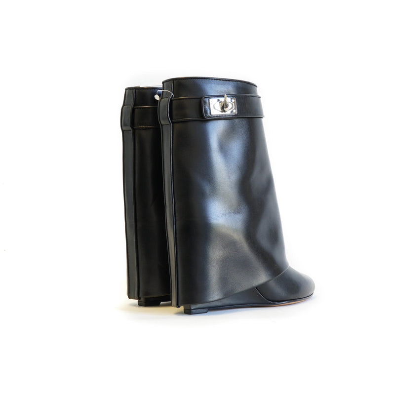 Bottine Pant Boots Black - Bag Religion