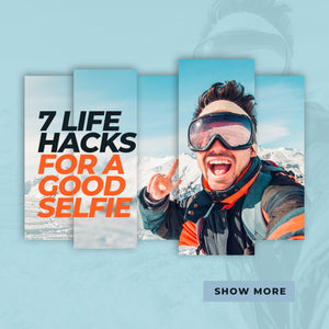 7 Life Hacks for a Good Selfie