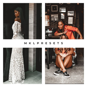WELCOME TO MKL-PRESETS