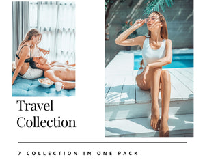 Travel Collection | 7 Packs Included